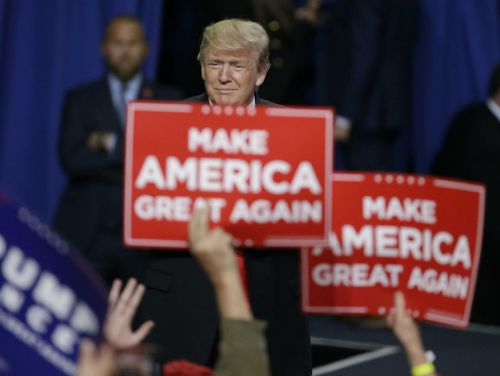 Oklahoma lawmakers propose 'Make America Great Again' license plate design