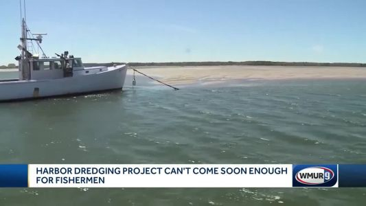 Harbor-dredging project can't happen soon enough, fishermen say
