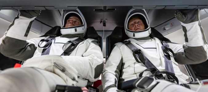 How the coronavirus pandemic has affected SpaceX's 1st crewed mission for NASA