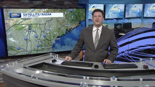 Watch: Partly sunny