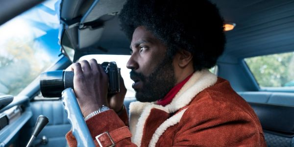 Spike Lee's 'BlacKkKlansman' is his best movie in years thanks to the mix of an incredible true story and comedy, and it's our indie movie pick of the weekend