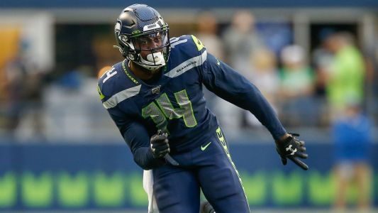 DK Metcalf injury update: Seahawks haven't ruled out rookie playing in Week 1, Pete Carroll says
