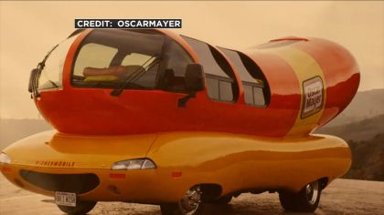 Dream Job Alert: Oscar Mayer Hiring Wienermobile Drivers