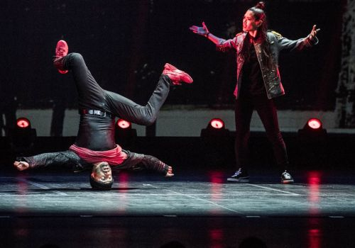 Breakdancing to Tchaikovsky's 'Nutcracker': A new holiday tradition