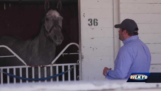 Essential Quality's trainer could become first from Louisville to win the Derby