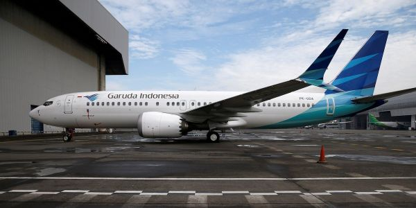 Indonesia's flagship airline cancels $5 billion order for 49 Boeing 737 Max 8 jets after deadly crashes