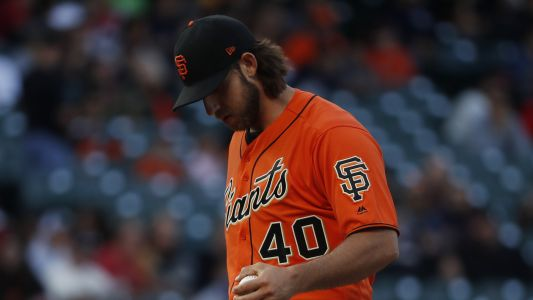 Giants' Madison Bumgarner discusses trade rumors: 'I feel like I've done a good job of blocking it out'