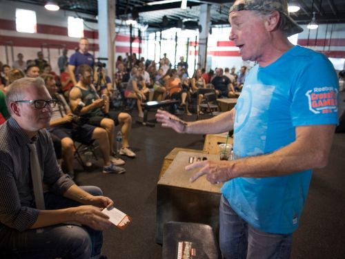 Meet Greg Glassman, the CrossFit CEO whose comments about George Floyd torpedoed the company's relationships with brands, athletes, and gyms