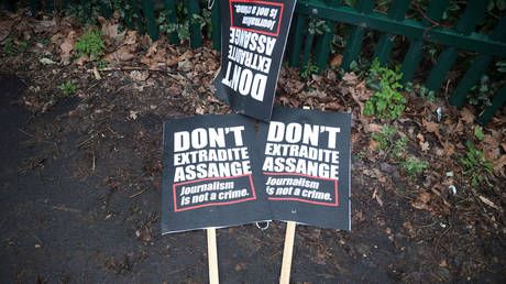 Press freedom will be 'thing of the past' if British help Americans get their way with Assange - Irish MEP
