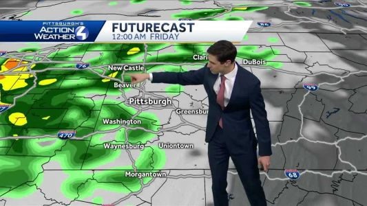 Impact Day: Scattered showers continue tonight