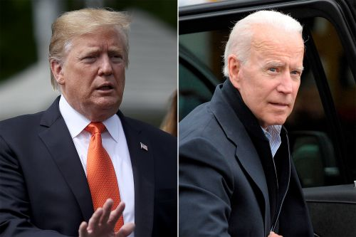 Trump, 72, says he is a 'young, vibrant man' who can defeat Biden