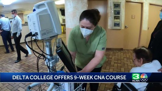 Delta College creates accelerated program for certified nursing assistants