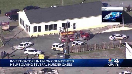 Union County authorities ask for public's help in shedding light on unsolved murders