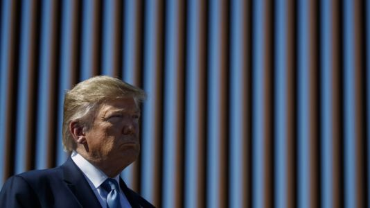Trump administration taking $3.8 bln more from military for Mexico border wall