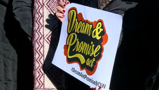 Politicians, 'Dreamers' hold rally for Dream and Promise Act