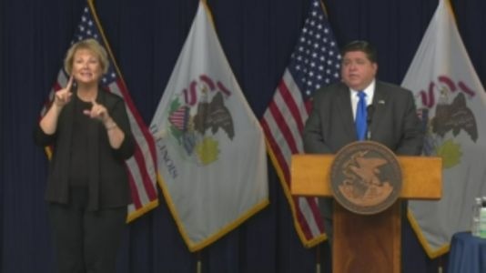 Pritzker warns COVID-19 rate in northwest Illinois nearing limit as state passes 8,500 deaths