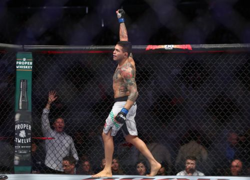 Diego Ferreira celebrates birthday in style, wants top-five spot after UFC 246