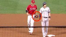 Los Angeles Angels Pull Off Rare 'Hidden Ball Trick' On New York Yankees, Pay For It Later