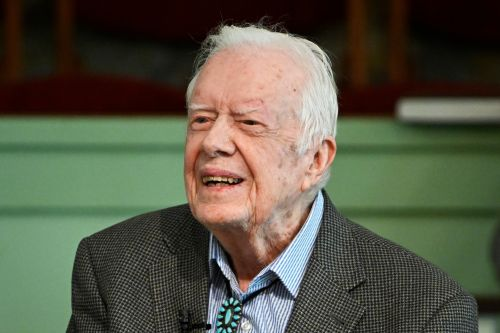 Jimmy Carter readmitted to hospital with urinary tract infection after brain surgery