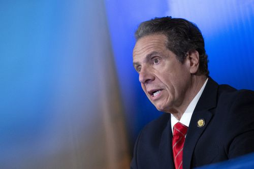 Cuomo presses Buffalo to 'pursue firing' officers who shoved protester in viral video
