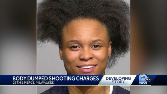 Woman charged with murder after Mitchell Park shooting