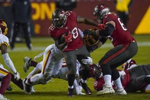 Leonard Fournette grateful for second chance with Buccaneers