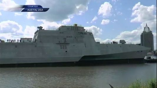 Commissioning for USS Manchester set for Saturday morning