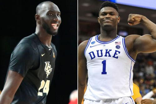 Tacko Fall vs. Zion Williamson: Battle of giants with own styles