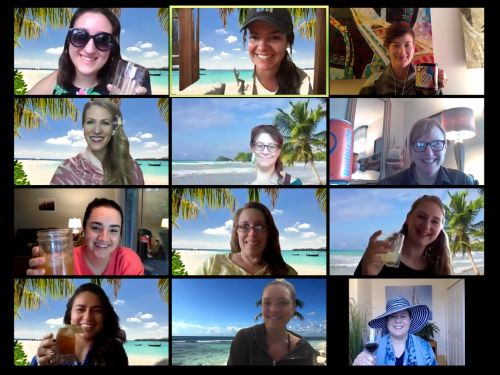 A remote health-coaching company hosted a 1,700-person virtual employee retreat to give staff a break and chance to bond - here's how it pulled it off