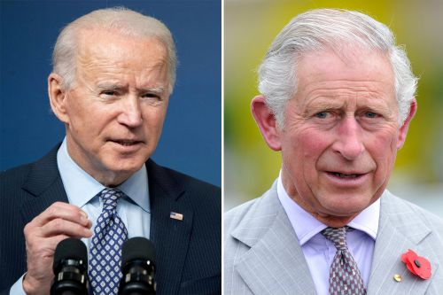 Prince Charles reportedly wants face-to-face meeting with President Biden