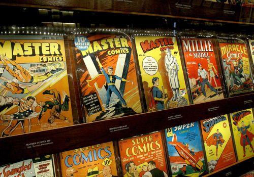 Comic book fans can get their fix locally, using mail orders and curbside pickups