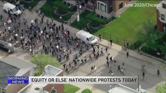 'Equity or Else' protest set for Saturday, to start at Chicago police HQ