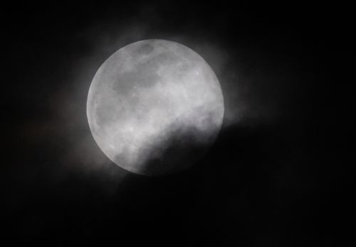 Full moon will shine on Halloween for first time since 1944