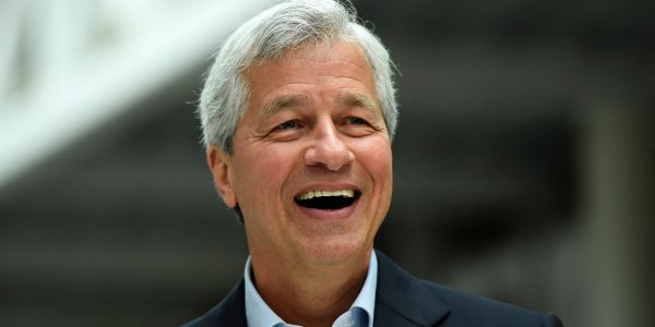 JPMorgan CEO Jamie Dimon just took home a $31 million pay packet - despite the bank's share price dropping 9% last year