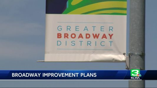Changes to Broadway aim for more pedestrian feel