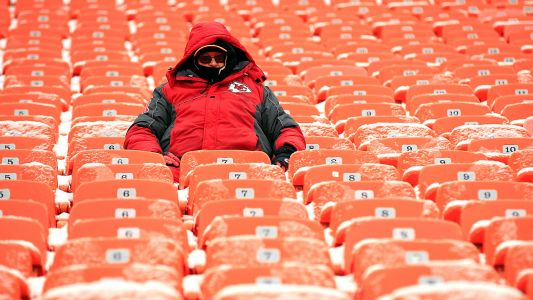 Chiefs-Colts Weather: Kansas City forecast calls for snowstorm ahead of 2019 NFL playoffs matchup