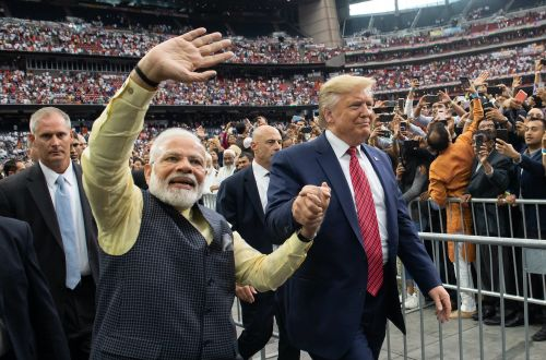 Trump Looks to Arms Sales to Deepen Ties With India