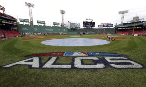 MLB investigating 'incident' involving Astros employee at Fenway