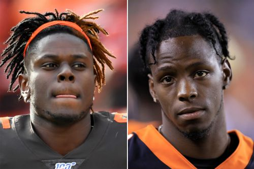 NFL trade requests: David Njoku, John Ross want out