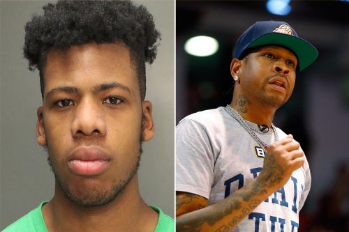 Man arrested for swiping Allen Iverson's bag filled with $500K in jewelry