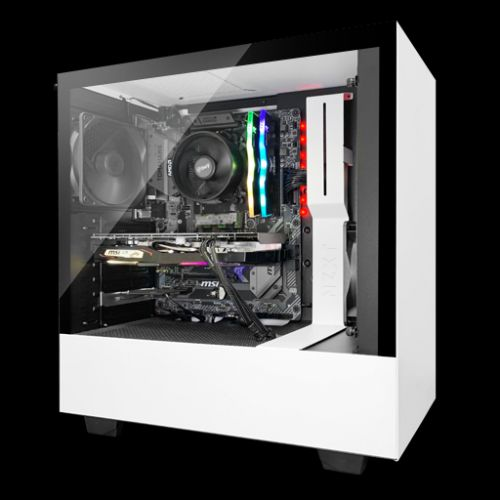 NZXT's new prebuilt PCs are slick, with a friendly price
