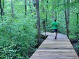 Explore four trails at this Cary nature preserve