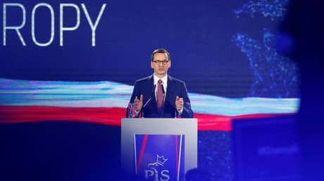 Poland's PiS party 'ready to talk' with Italy's League, Spain's Vox on EU parliamentary alliance