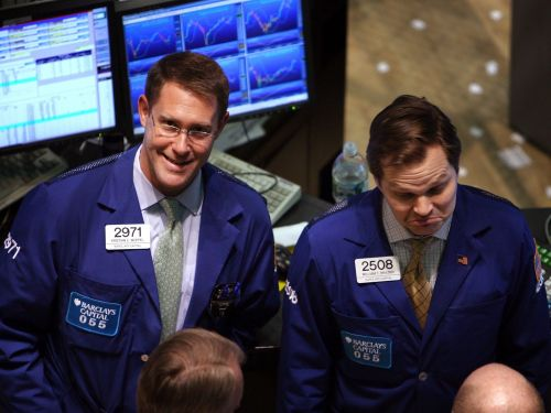 An investment chief breaks down why stocks will have smooth sailing ahead as they sit at highs and interest rates rise - and shares 4 he's betting on for the next couple of years, including 2 he thinks could surge 100%