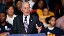 Rival Democrats Accuse Bloomberg Of Trying To 'Buy' Election