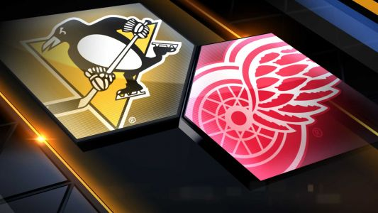 Hornqvist has 2 goals, assist and Pens top Red Wings 5-1