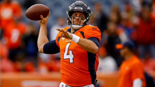 Broncos QB Case Keenum was 'disappointed' to hear of Joe Flacco signing