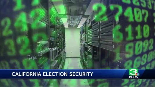 Russian hacking indictments draw attention to California voting security