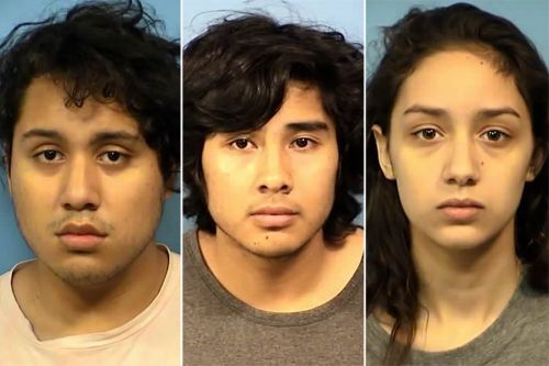 Teens butchered and burned girl's ex-boyfriend: prosecutors