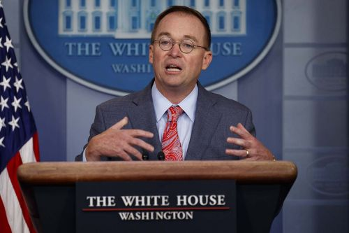 Mulvaney defends Ukraine statements, says he didn't offer to resign